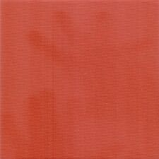 25ct Zweigart Lugana Evenweave Cross Stitch Fabric Fat Quarter 4004 Terracotta