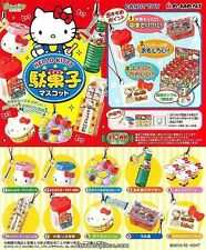 Re-Ment Hello Kitty Retro Candy Mascots Complete set