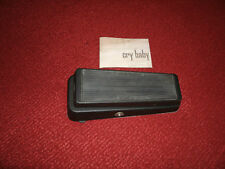 Dunlop Cry Baby Classic Wah Guitar Effect Pedal Model 95-910511