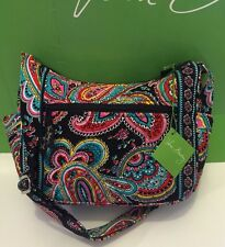 NWT Vera Bradley On the Go Handbag In Parisian Paisley