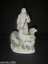 ART Sculpture Peace The Good Shepherd /Henry Van Wolf Crystal Cathedral Ministry
