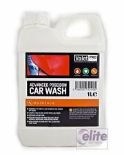 Valet Pro Advanced Poseidon's Wash - 5 litre Car Shampoo & FREE Safe Wash Mitt