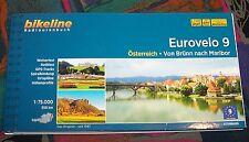 Österreich: Von Brünn nach Maribor - EUROVELO 9 # 2015 bikeline ESTERBAUER