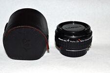 Albinar-ADG Auto 2X Tele Conv.  Lens for Minolta M/MD w Caps (LN-30)