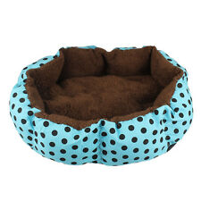 Soft Fleece Pet Dog Puppy Cat Warm Bed House Plush Cozy Nest Mat Pad Hot Sale