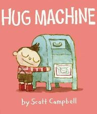 Hug Machine (2014, Picture Book)