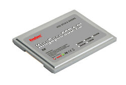 64GB KingSpec 1,8 Zoll ZIF 40-polig SSD Solid State Disk SMI-Controller (MLC)