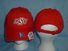 OKLAHOMA STATE COWBOYS Lotus style CAP/HAT  T.O.W. Womens OSFA size NWT $20 or