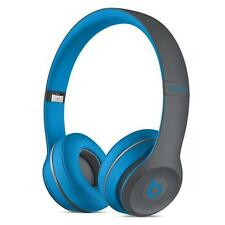 Brand New In The Box, Beats by Dr. Dre Solo 2 Wireless Headphones - Flash Blue