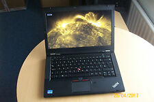 Top Spec Lenovo Thinkpad T430 Laptop i7 CPU 8GB RAM NVIDIA Optimus 2GB Graphics