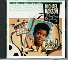 Rare Michael Jackson Looking Back To Yesterday CD OOP