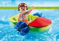 """playmobil SummerFun Wasserspaß N° 6675 """"Fun-Boot"""" Tretboot NEU der SOMMER - Hit"""
