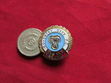 Vintage / Early  COVENTRY City  the Sky Blues  COFFER  London  FOOTBALL Badge