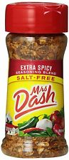Mrs Dash Extra Spicy Seasoning Blend, 2.5 Oz (Pack of 12)