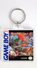 STREET FIGHTER 2  NINTENDO GAME BOY KEYRING LLAVERO