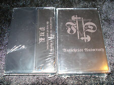 FINAL DOCTRINE Antichrist Autocracy CASSETTE blackened grind blasphemy revenge