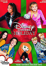 DVD Disney Channel Holiday NEW KIM POSSIBLE, EVEN STEVENS, THAT'S SO RAVEN,
