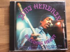 JIMI HENDRIX BLEEDING HEART LIVE CD CASTLE MAC190 1994 VG+ ROCK PSYCHEDELIA