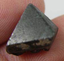 #4 Pakistan 100% Natrual Octahedron Magnetite Crystal Specimen 11.80ct or 2.35g