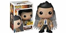 Funko POP! Supernatural: Castiel w/ Wings - Hot Topic Exclusive Figure 95 NEW
