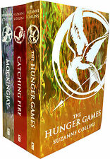 The Hunger games Catching Fire Mockingjay Collection 3 Books Set Foil Edition PB