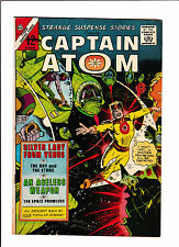 """CAPTAIN ATOM #77  [1965 GD-VG]  """"SILVER LADY FROM VENUS"""""""