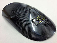 BMW F650GS Real Carbon Fibre Fender Extender  2008-2012