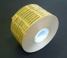 4 x ATG tape 12mm x 50m Double sided adhesive transfer tape LARGE 50 METRE ROLLS