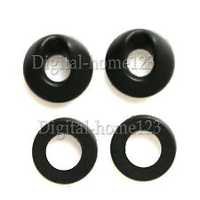 4pcs Ear bud Gel Earbud tip tips For Jabra Stone / Stone 2 / Stone 3 Black
