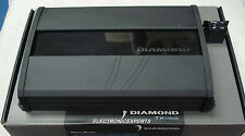 DIAMOND AUDIO TX10001 MONOBLOCK SUB AMP 2200 WATTS MAX SUBWOOFER AMP +BASS KNOB