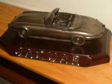 Jaguar E.Type V12 Resin Bronze Model