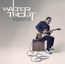 Walter Trout - Blues For The Modern Daze (standard) NEW CD