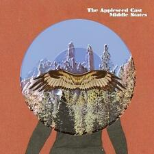 """The Appleseed Cast Middle States 12"""" MAROON/BLUE VINYL LP Record & MP3! emo NEW+"""