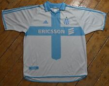 Olympique Marseille home jersey 2000 - 2001