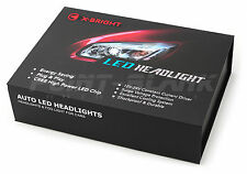 X-Bright H4 H/L LED Headlight 6500K Gen3 3200/2600lm Canbus 70W 12-24V Kit