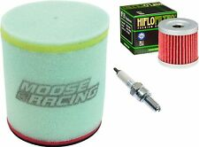 ARCTIC CAT DVX400 DVX 400 TUNE UP KIT AIR OIL FILTER SPARK PLUG 2003 2004-2008