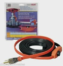 24' HEAT TAPE Automatic Electric Pipe Heating Cable Freeze Protection 378227