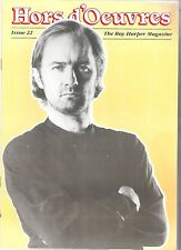 ROY HARPER Hors d'Oeuvres issue 22   Fanzine / Magazine 24 B/W pages 1992