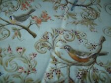Fabric quilt legacy studios Nestled in the branches Birds 1/2 yard