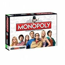 The Big Bang Theory Monopoly Brand New