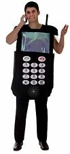 MENS WOMENS  MOBILE CELL PHONE STAG DOO FANCY DRESS HALLOWEEN OUTFIT COSTUME