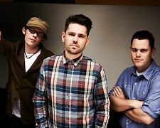 """Scouting for Girls 10"""" x 8"""" Photograph no 1"""