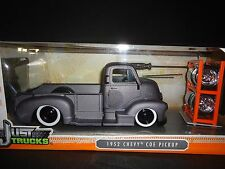 Jada Cheverolet COE Pickup 1952 Grey 1/24