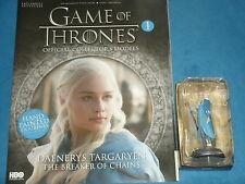 "Serie Baratheon ""el interruptor de cadenas's Game of Thrones (EAGLEMOSS Figurine)"
