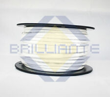 MARINE GRADE TINNED TWIN 2 CORE SHEATH 3mm 50M COPPER WIRE 16A CABLE TYCAB 12V