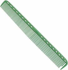 Y S Park Comb YS - 335 GREEN Hairdressing High Quality Cutting Comb