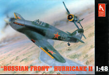 HOBBYCRAFT HC1534 Hurrican II Russian air force scala 1/48
