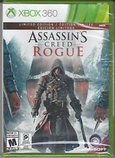 Assassin's Creed: Rogue -- Limited Edition Xbox 360 & Xbox One **NEW**