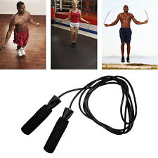 Aerobic Exercise Skipping Jump Rope Adjustable Fitness Excercise Training Hx