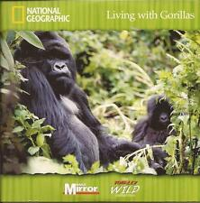 National Geographic - LIVING WITH GORILLAS - DVD